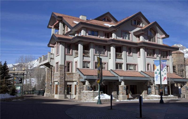Exterior view of the Centrum Penthouse, Mountain Village. - CENTRUM PENTHOUSE - Telluride - rentals