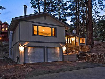 Exterior - 3513 Pony Express - South Lake Tahoe - rentals