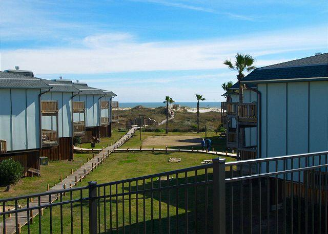 2 Bedroom 2 Bath condo with incredible Gulf Views - Image 1 - Port Aransas - rentals
