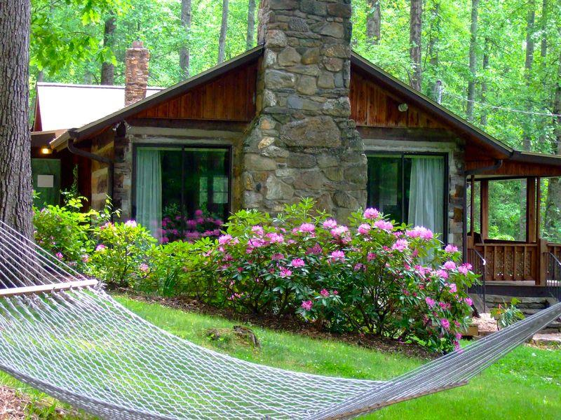 Pat's Place - Pat's Place, Asheville Cabins of Willow Winds - Asheville - rentals