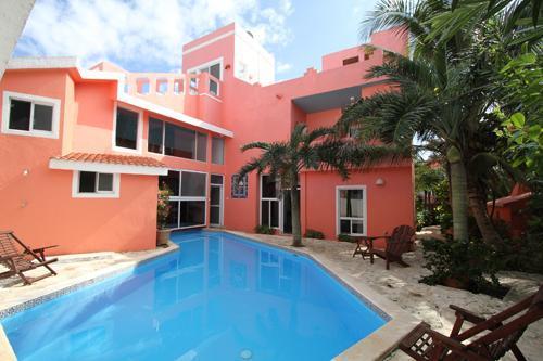 Casa Luna Ocean front House in akumal Mexico - Casa Luna Ocean front home, amazing Caribbean view - Akumal - rentals