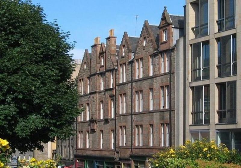 Castle View Apartment - exterior view - Castle View Apartment Edinburgh Old Town / Centre - Edinburgh - rentals