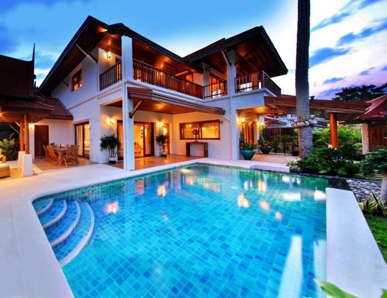 Baan Tawan Luxury Villa - Baan Tawan 3 Bedroomed Luxury Beach Villa - Koh Samui - rentals