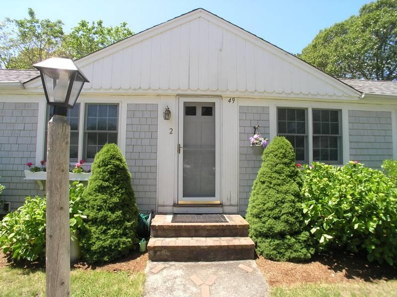 Dennis Port 2 Bedroom, 1 Bathroom House (Depot St 49 #2) - Image 1 - Dennis Port - rentals