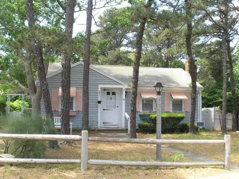 Susan Ruth Rd 59 - Image 1 - Dennis Port - rentals