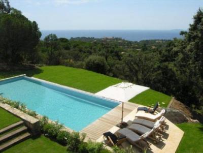 Villa Halmyra- St Tropez Vacation Rental with Garden and Terrace - Image 1 - Saint-Tropez - rentals