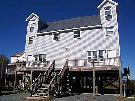 Home - Sounds Like Fun, 3735 Island Dr, SAVE UP TO $70!!! - North Topsail Beach - rentals