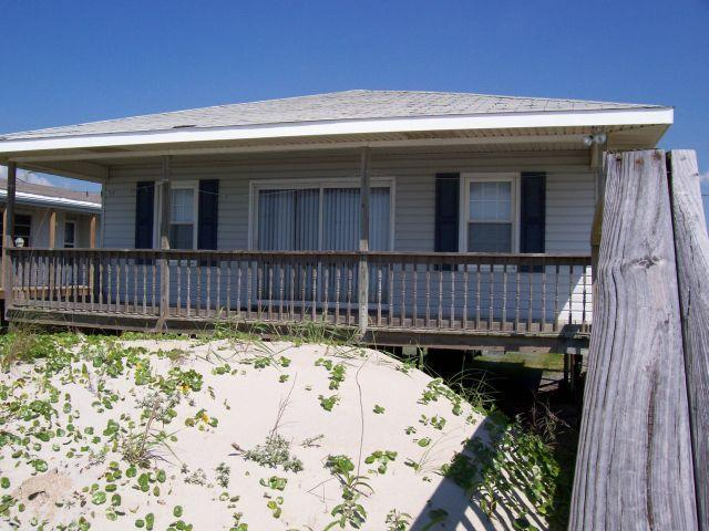 Exterior - The Choice, 1340 S Shore Dr, Surf City, NC, Ocean Front - Surf City - rentals