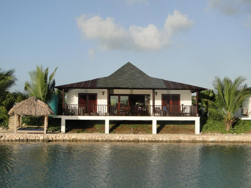 Waterfront Villa (10% on Dive and Car Rent) - Image 1 - Kralendijk - rentals