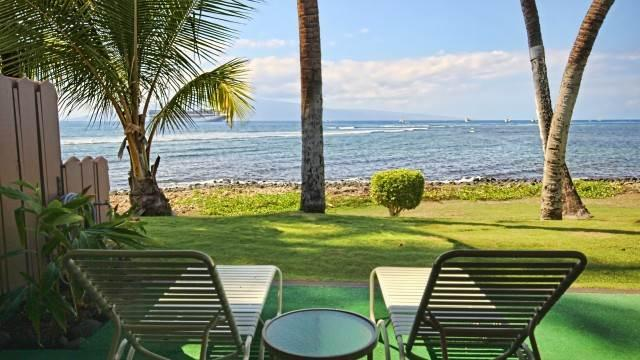 Charming House with 1 BR, 2 BA in Lahaina (Puamana 46-3 (1/2) Superior OF) - Image 1 - Lahaina - rentals