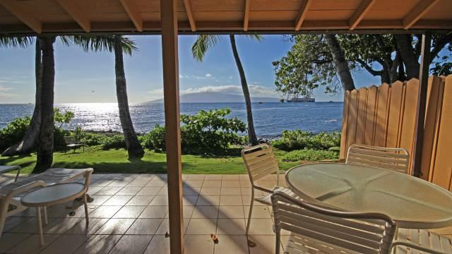Heavenly House with 1 BR, 2 BA in Lahaina (Puamana 58-3 (1/2) Superior OF) - Image 1 - Lahaina - rentals