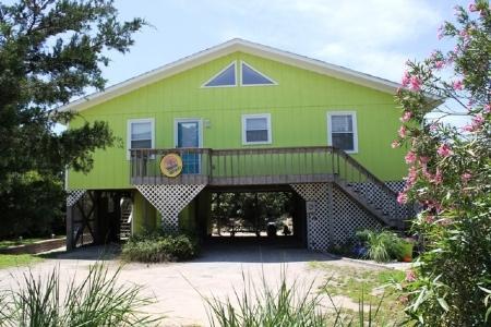 Exterior - Endless Summer - Emerald Isle - rentals