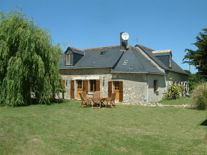 Welcome to Le Bois - Luxury gite for 6 people - A luxury holiday Gite;Loire Valley France sleeps 6 - Loire Valley - rentals