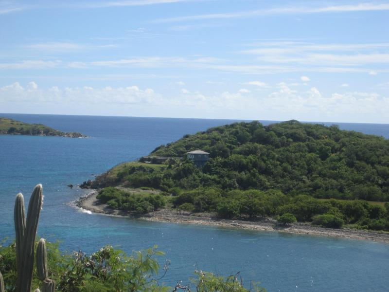 Villa Siempre Azul-private, intimate, lovely - St John  Oceanfront Siempre Azul Honeymoon Delight - Coral Bay - rentals