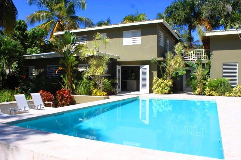 Sea Patch - Tropical Gardens, Pool, Steps to the Beach - Image 1 - Isla de Vieques - rentals