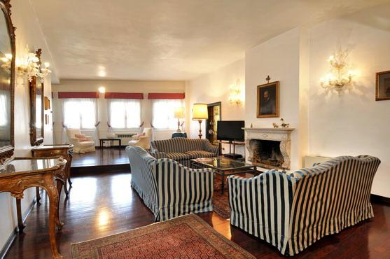 Mercante salotto (3) - Ca' Del Mercante - Venice - rentals