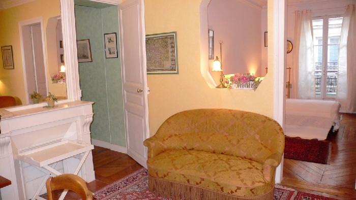 Apartment Rue de Rivoli - Image 1 - Paris - rentals