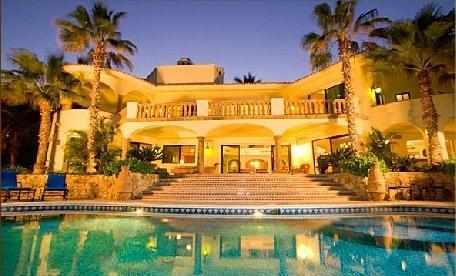 Casa Zitatta Luxury villas Cabo San Lucas - Mexico - Image 1 - Cabo San Lucas - rentals