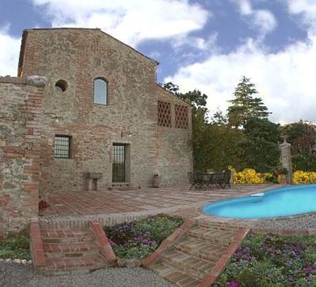 La Cavallo Rent villa  San Giovanni d'Asso - Image 1 - San Giovanni d'Asso - rentals