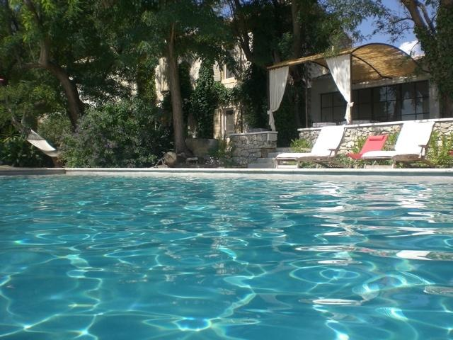 La Maison Joyeux holiday vacation villa rental provence france tarascon - Image 1 - World - rentals