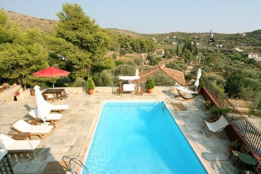 Spetses Villas Villa rentals in Spetses, Greece - Image 1 - Agioi Anargyroi - rentals