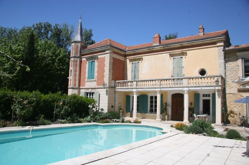Tarascon Manor House Holiday Villa rental in Tarascon - Provence - Rent this villa with Rentavilla.com - Image 1 - World - rentals