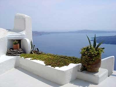 Villa Caldera holiday vacation villa rental Santorini Greece - Image 1 - Imerovigli - rentals
