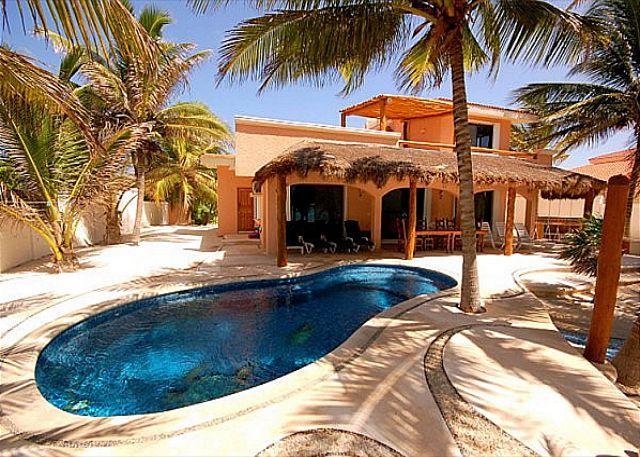 Casa Rosa, Tan Kah Bay - Casa Rosa, Tankah - Felipe Carrillo Puerto - rentals