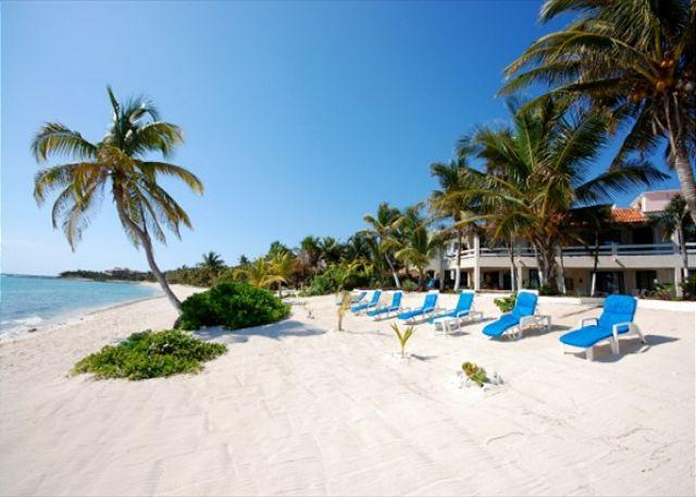 Beachfront at Seven Seas Condos, South Akumal, Mexico - Seven Seas, Unit #1 - World - rentals