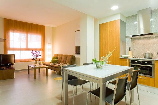 Sants 12 exclusive apts with parking -Fira Place 7 - Image 1 - Barcelona - rentals