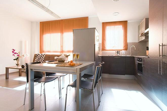 Sants 12 exclusive apts with parking -Fira Place 6 - Image 1 - Barcelona - rentals