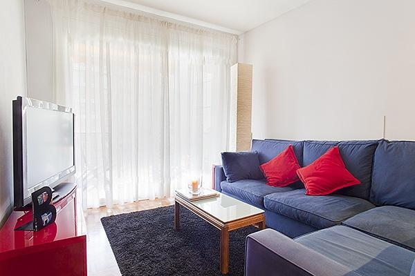Noname, 3 BR apt in central modernist Eixample - Image 1 - Barcelona - rentals