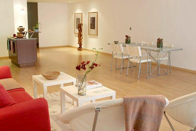 Stylish 100 m2 Loft Casanova in central Eixample - Image 1 - Barcelona - rentals