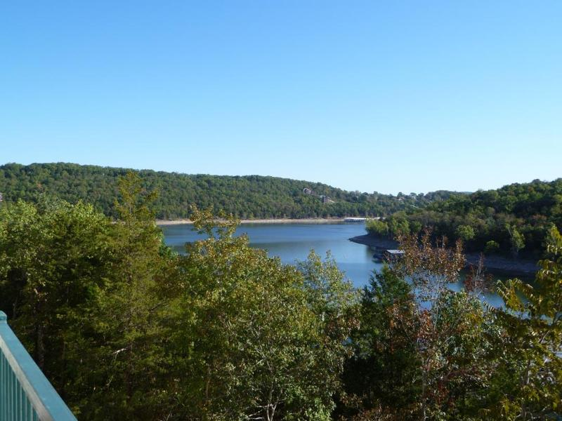 view from unit 903(summer) - Eileen's and Tom's luxury condo on the lake - Branson - rentals