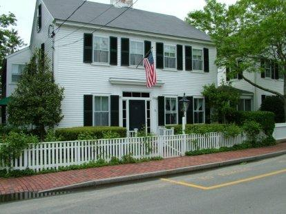 EDGARTOWN VILLAGE CAPTAIN'S HOUSE AND COTTAGES - EDG BCAR-76 - Image 1 - Edgartown - rentals