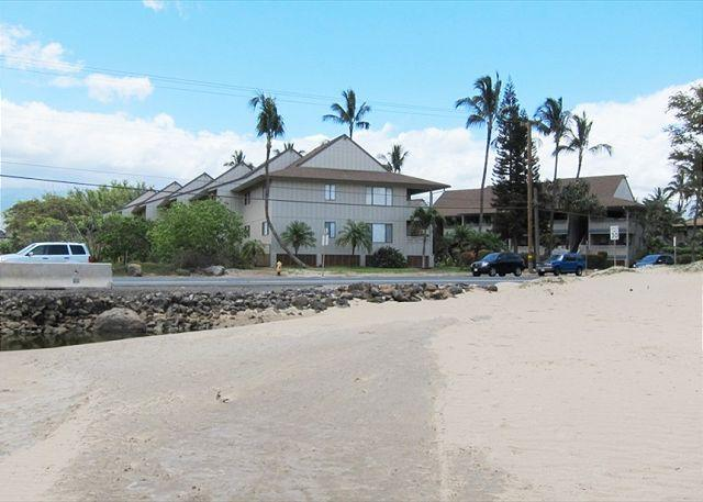 Kihei Bay Vista From The Beach - Kihei Bay Vista #D-209  is steps to the beach and has great rates!! - Kihei - rentals