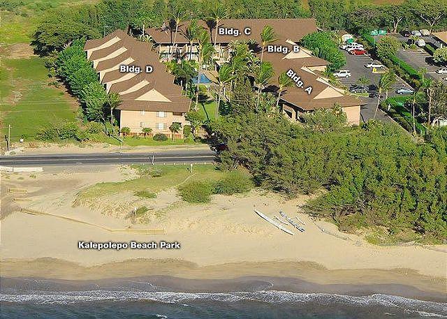Kihei Bay Vista Is Just Steps From The Ocean - Kihei Bay Vista A 201 Ocean View 1/1 Steps From Beach Great Rates! - Kihei - rentals
