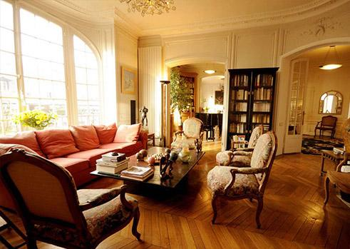 Boulevard Raspail - Luxury 3 Bedroom Apartment w/Piano in Paris - Paris - rentals