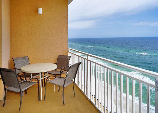 Cute Beachfront Condo for 6, Open Week of 3/28 - Image 1 - Panama City Beach - rentals
