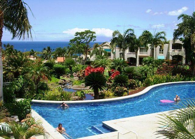 Palms at Wailea 1902 Garden View 2Bd 2Ba Sleeps 6. $189 SUMMER SPECIAL! - Image 1 - Wailea - rentals