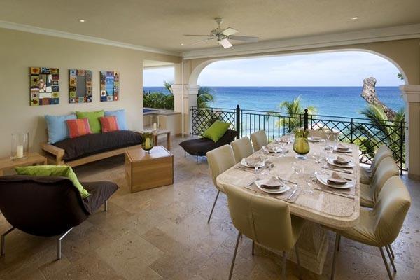 Condo, in Sandy Cove. AA 201 - Image 1 - Barbados - rentals