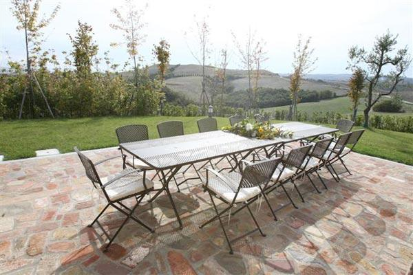 Traditional villa in a private stone-walled courtyard. BRV LAU - Image 1 - Tuscany - rentals
