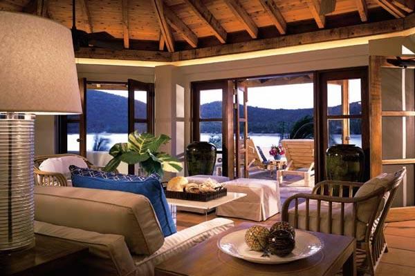 With 4 large bedrooms and outdoor showers, this private hillside villa includes all hotel amenities. LDB 4BED - Image 1 - Virgin Gorda - rentals