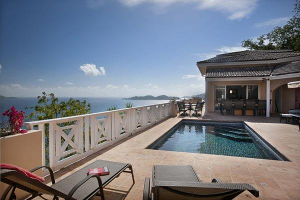 Island perfection for couples or a family- beautiful long- distance panoramas. MAT SUH - Image 1 - Road Town - rentals