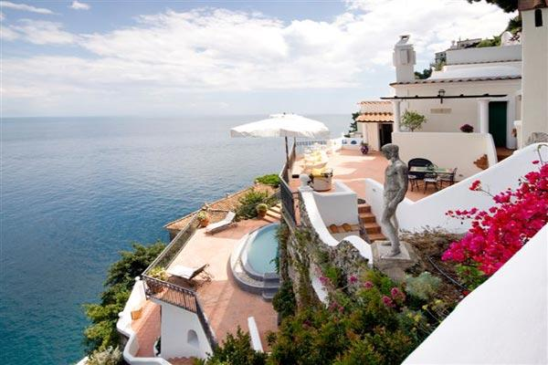 Recently restored 1820s 3-story villa 100 steps from its main gate. YPI ORI - Image 1 - Amalfi Coast - rentals