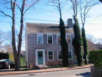 Comfortable 4 BR/3 BA House in Nantucket (9610) - Image 1 - Nantucket - rentals