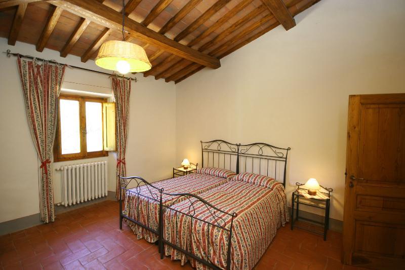 Tuscany Farmhouse Near Florence - Casa Falciani - Image 1 - Mercatale di Cortona - rentals
