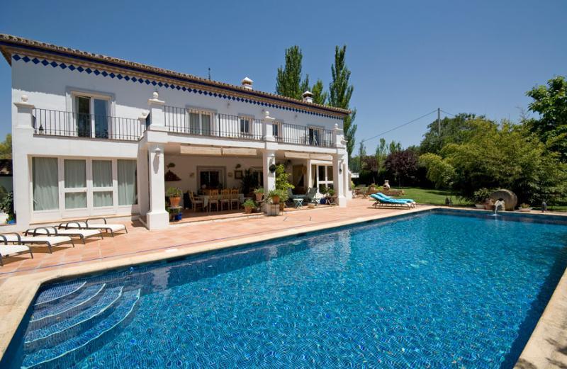 Villa Rental in Andalucia, Ronda - Finca Ronda - Villa Sol - Image 1 - Ronda - rentals