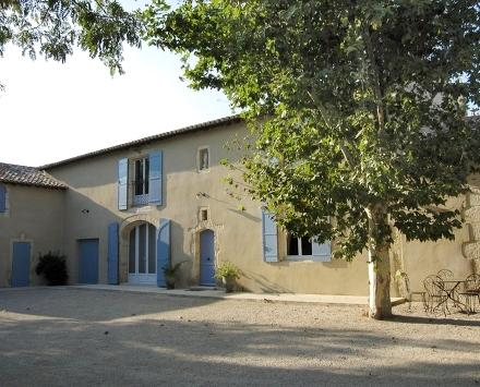 Vacation House Near St Remy de Provence - Mas Blanc - Image 1 - Saint-Remy-de-Provence - rentals