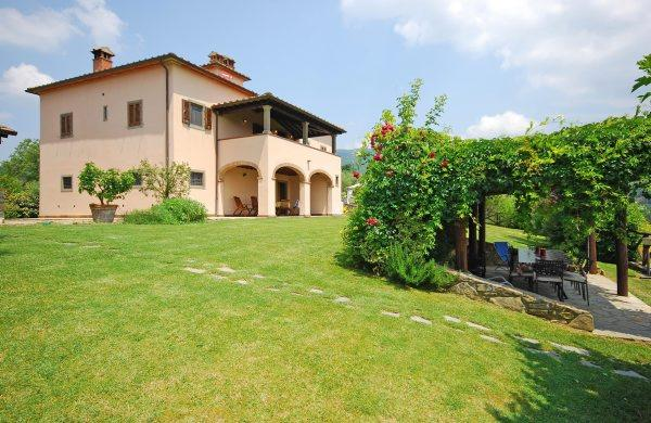 Villa Rental in Tuscany, Subbiano - Villa Andreina - 10 - Image 1 - Subbiano - rentals